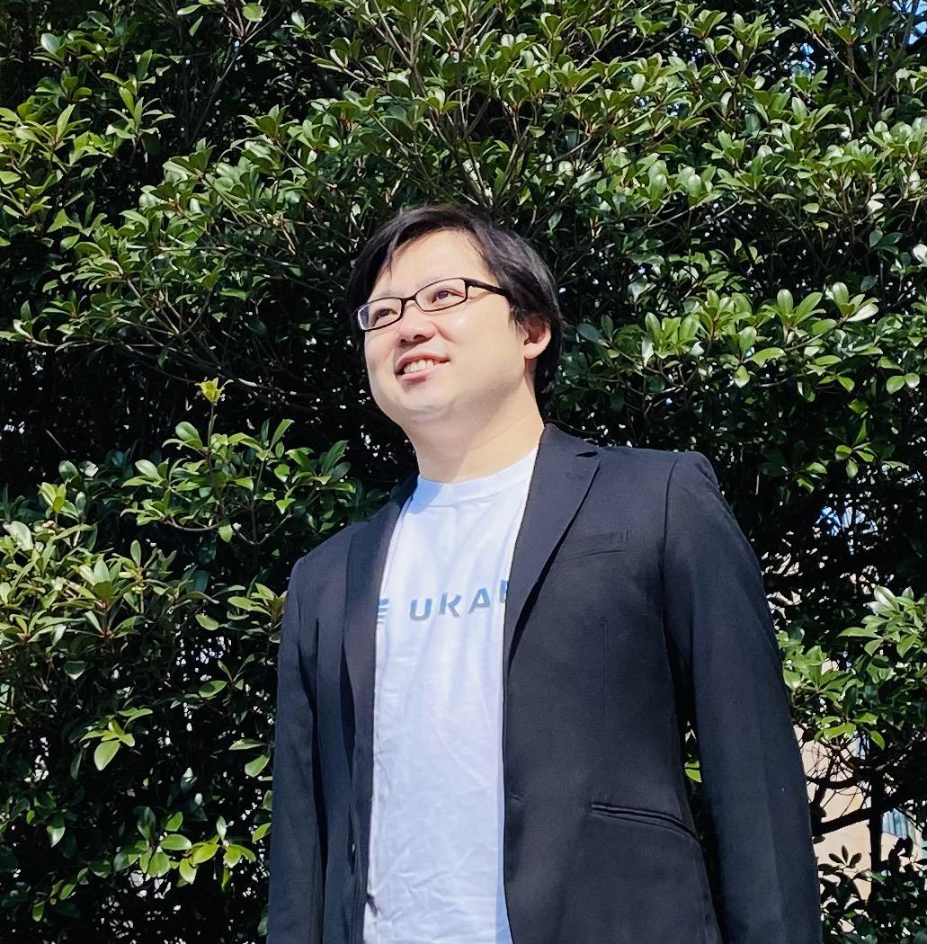 株式会社UKABU代表取締役丸山隼平